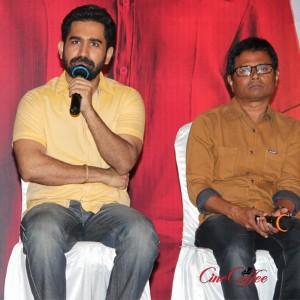 Pichaikkaran press meet stills