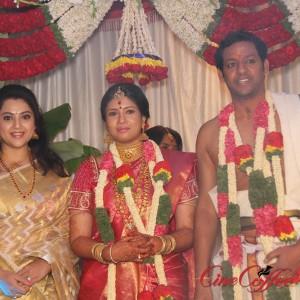 Actress sanghavi wedding photos