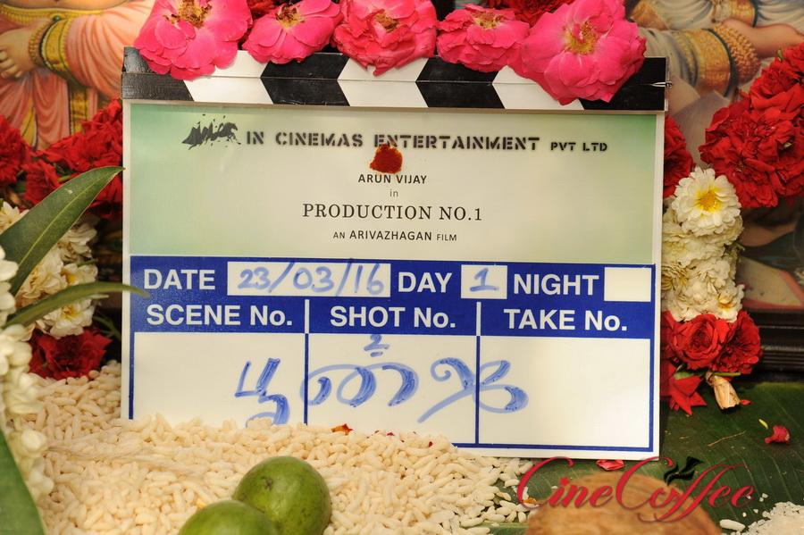 In Cinemas Entertainment Production No 1 Pooja Stills