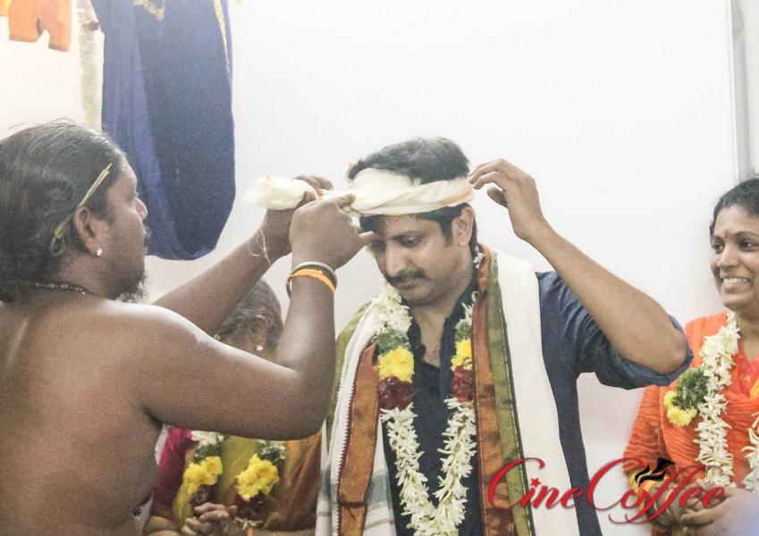 Sivakarthikeyan – Mohan Raja Movie Pooja Stills