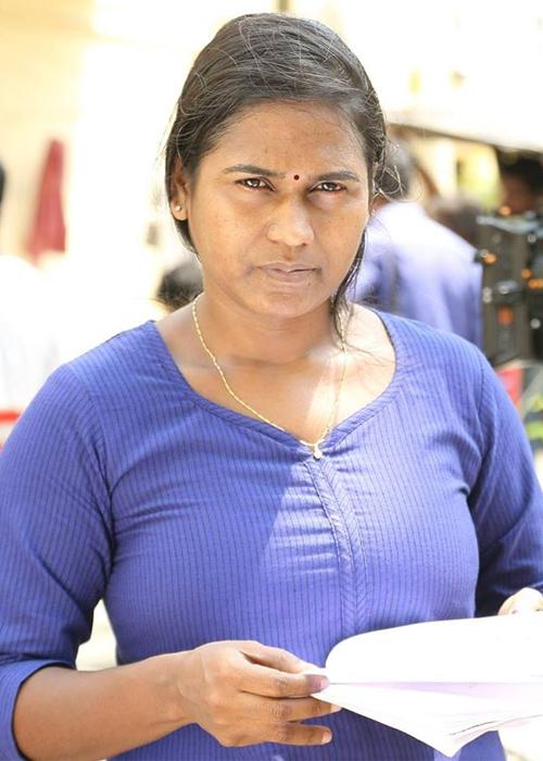Usha Krishnan