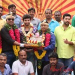 Bogan movie pooja stills