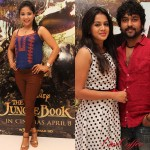 Celebrities at Jungle book Premiere