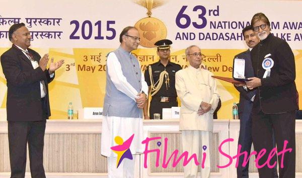 63rd National Film Awards Photos