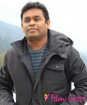 AR Rahman stills