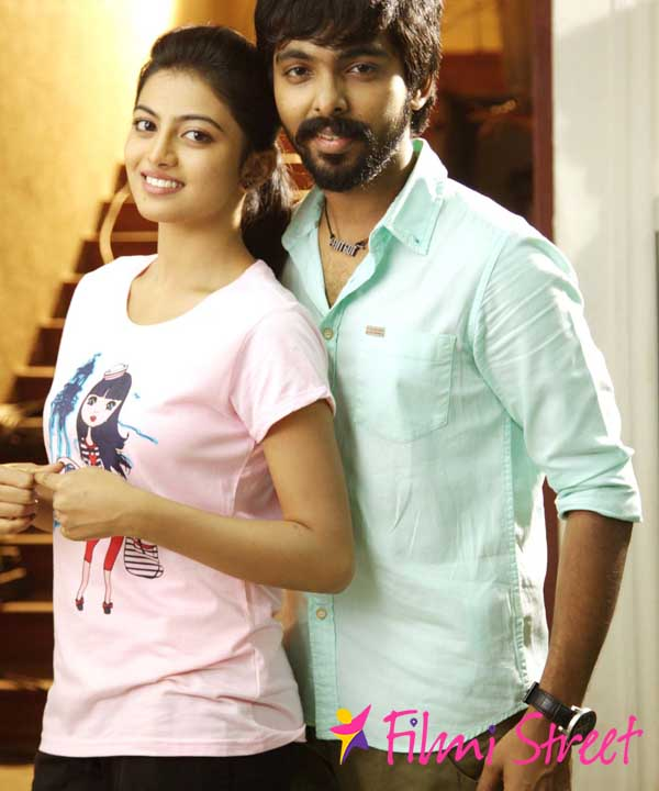 GVP, Anandhi to do it for third time