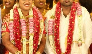 KS Ravikumar Daughter Wedding Photos