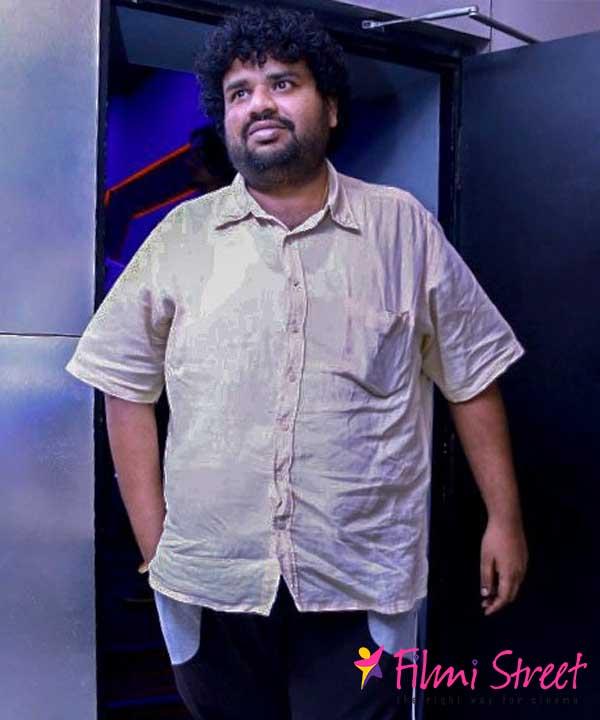 Nalan Kumarasamy is an actor now