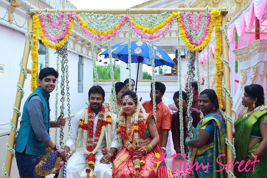 Prithvi Rajan wedding photos