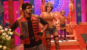 Raangu Video Song From Theri