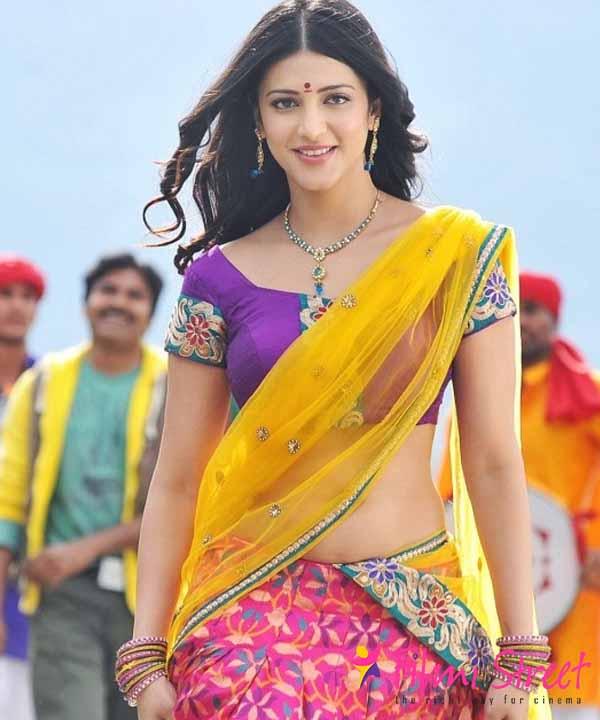 S J Suryah picks Shruti