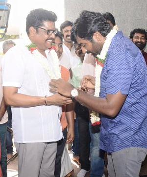 Vijay Sethupathi done with 'Dharmadurai', starts 'Rekka'