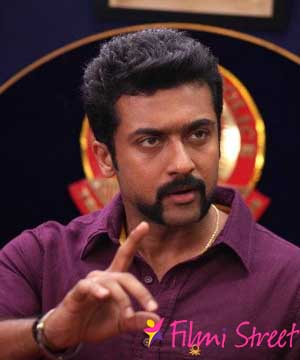 Police complaint filed against Suriya