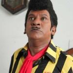 Vadivelu's 'terror look' in 'Kathi Sandai'