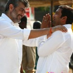 Santhanam says no to Ajith