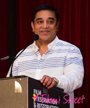 Kamal starts shooting in US