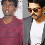 Atlee's next with Karthi?