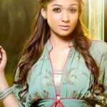 Nayanthara's first shoot in Kashmir
