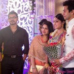 Vijay At Jothiram Pavithra Engagement