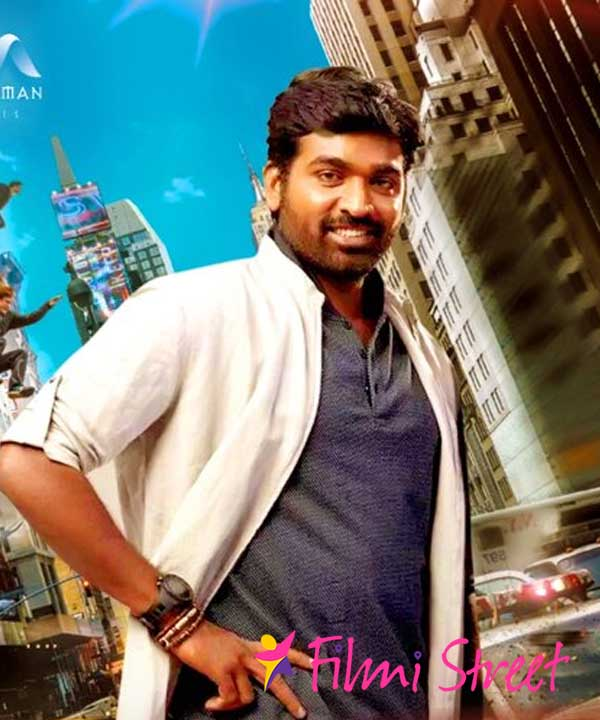 Vijay Sethupathi on sequel mode?