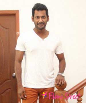 Vishal's schedule for next one year