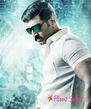 This summer is so Hot because of Arun Vijay's Kuttram 23 Climax