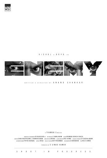 Tamil film Enemy
