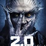 வெளியானது 2.0 பர்ஸ்ட் லுக்… டெரர் வில்லன் அக்ஷய்குமார்