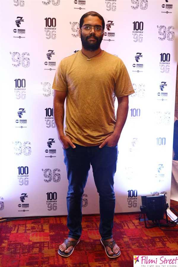 96 movie success meet photos