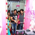 Actor Arya and  Shaam Launches 'Pink Designers' Boutique Photos