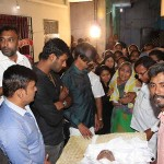 Actor Kaja Mohideen Final Funeral photos