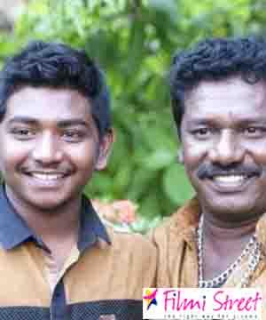 Actor Karunas son Ken acting in Dhanushs Asuran