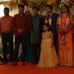 Actor Nizhalgal Ravi Son Wedding Reception Photos