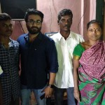 Actor Praba helps to poor people photos