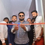Actor Sarathkumar Inaugurated Flux Fitness Studio At OMR