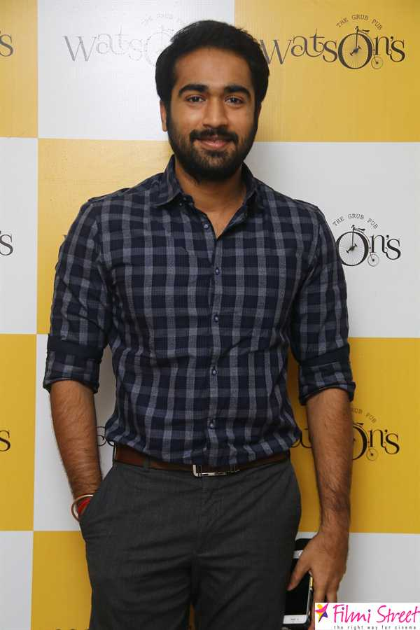 Actor Sibiraj birthday celebration With Watson's Hotel opening Ceremony Stills