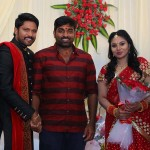 Actor Soundararaja Wedding Reception Photos