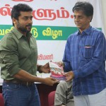 Actor Suriya at Neet Book Launch Photos