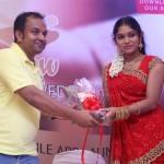 Actress Shree Ja Launches My Grand Wedding Mobile App