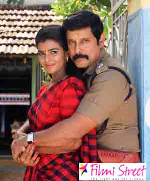 Aishwarya Rajesh replaces Trisha in Saamy Square