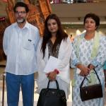 T V Santhosh Inaugurates Art Installation At Phoenix Market City