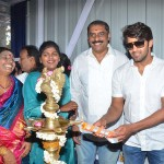 Arya launches Ajay Ratnams badminton club