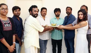 Auto Shankar mini series launch photos
