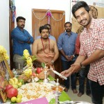 Axess Film Factory Production No 3 movie pooja