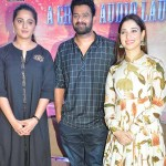 Baahubali 2 audio launch press meet photos