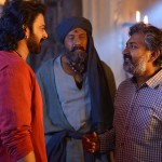 Baahubali 2 movie working stills