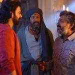 Baahubali 2 movie working stills