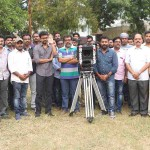 Bairavaa shoot wrap up stills