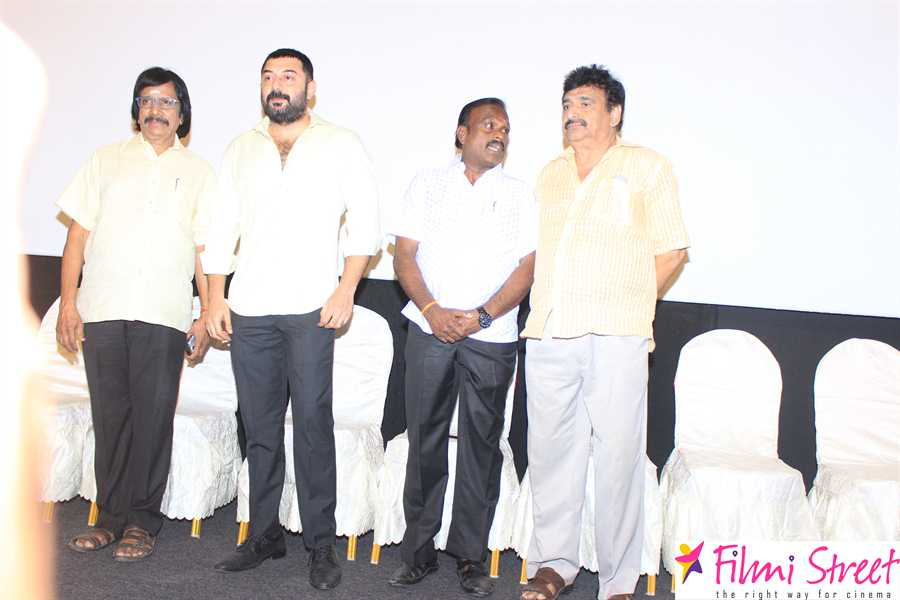 Bhaskar oru Rascal Movie Press Meet Photos