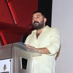 Bhaskar oru Rascal Movie Press Meet Photos